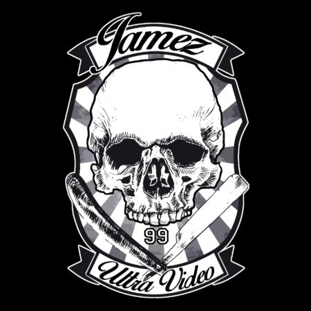 Logo de la page artiste Jamez Ultra Art Visual