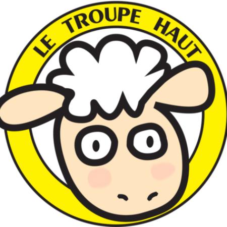 Logo de la page artiste Le Troupe-Haut **de Benoît Dehon