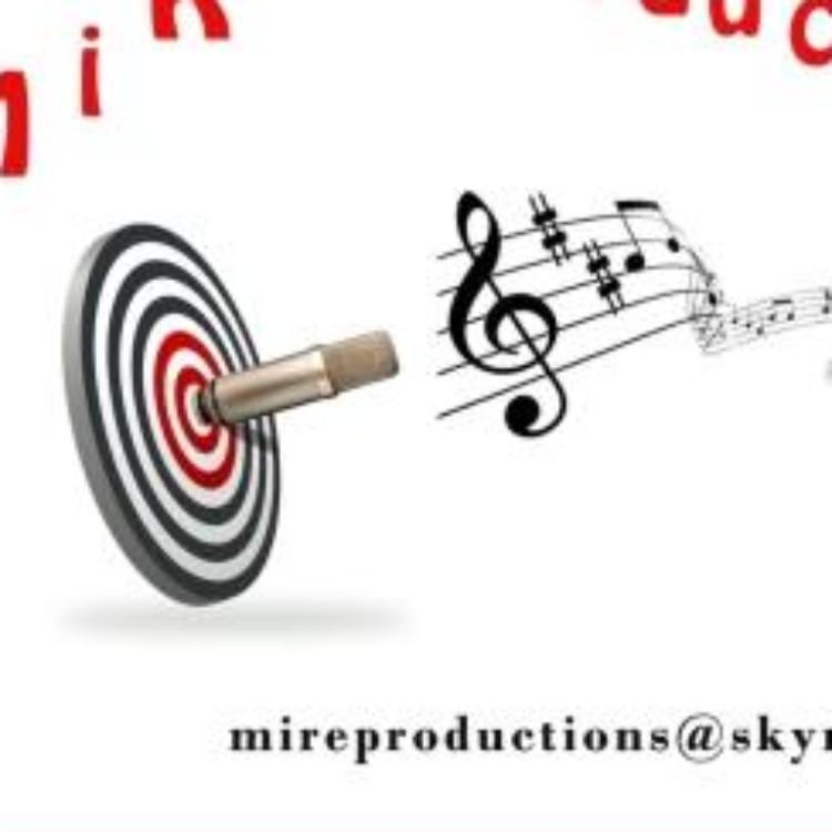 Logo de la page artiste MiRe Productions by Remia